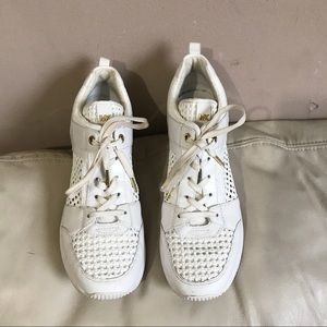 Michael Kors Georgie Trainer SNEAKERS OPTIC WHITE
